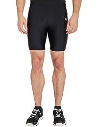 Ultrasport pantalon fitness pour hommes, court - Short de sport pour hommes avec une fonction Quick Dry pour un séchage rapide / pantalon fonctionnel court, adapté pour tous les types de sport - disponible en tailles S, M, L, XL, XXL