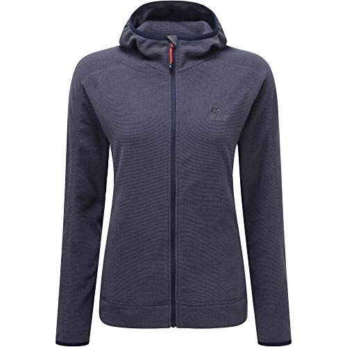 Mountain Equipment Diablo Hooded Jacket Womens, 12 UK Damen, Cosmos Full Zip Hooded Thermal