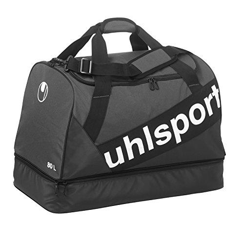 uhlsport Tasche Progressive Line Playersbag, schwarz (schwarz/anthrazit), M, 100423701