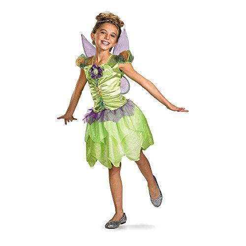 Disguise 198343 Disney Fairies Tinker Bell-Regenbogen Klassische Kleinkind-Kind-Kost-m Gr--e: Kleinkind (3T/4T)