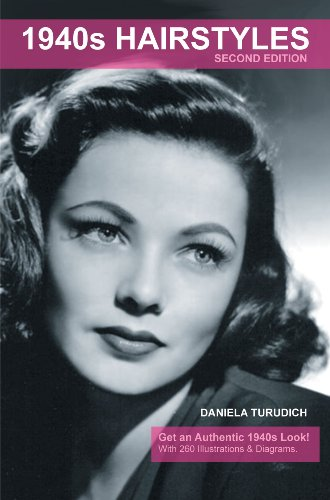 1940s Hairstyles (Vintage Beauty Sourcebook)