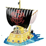"Bandai Hobby Trafalgar Law's Submarine ""One Piece"" - Grand Ship Collection"