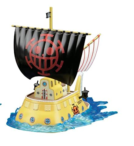 Bandai Hobby Sous-marin de Trafalgar Law One Piece – Collection Grand Ship