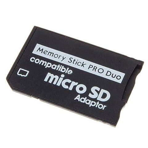 Micro Sd Tf à MS Pro Duo Adaptateur Memory
