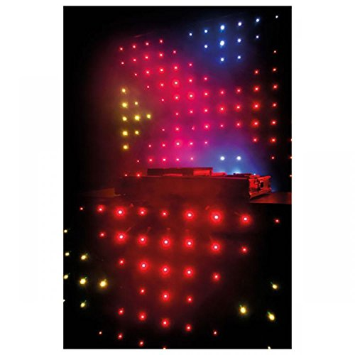 Visiond Rape DJ Curtain Set 2x 3m & 1,2x 2m