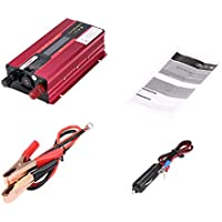 Swiftswan Car Inverter Universal Power Transformer 12V//24V To 220V Inverter Power Converter