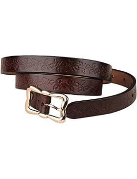 Flores,Señora,Versión Coreana,Moda,Cinturón/PIN Hebillas,Salvajes,Pequeño Cinturón
