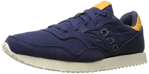 SAUCONY DIXON TRAINER 70124-15 Navy Canvas