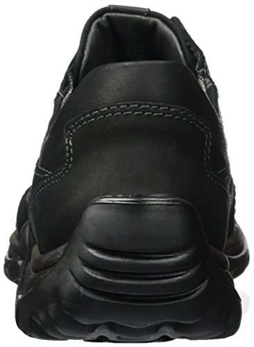 Fretz Men Shark, Derby homme Schwarz (Noir)