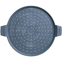 Woll SG28 - Tapa de silicona (redonda, 28 cm)