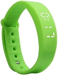 Hunpta 3D LED Kalorien Schrittzähler Sport Smart-Armband Wrist Watch Unisex