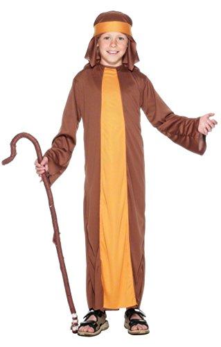 Pastore per bambini, colore: marrone, Henbrandt-Costume da androide, 4-12 anni