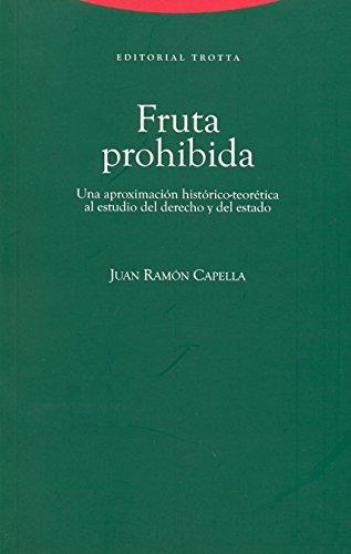 Fruta Prohibida - 5ª Edición (Estructuras Y Procesos)