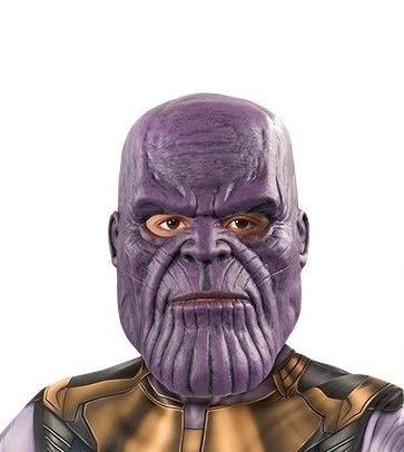 Infinity War Mascara Thanos Iw Inf, (Rubies 300086)