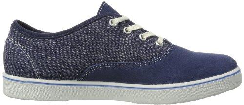 Ricosta Kyran(M), Sneaker bambini Blu (Blau (reef/jeans 152))