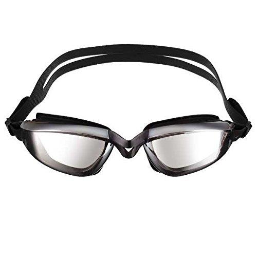 Bazaar Sport Anti-Fog-Schwimmbrille Erwachsene Schwimmbrille wasserdichte Brillen Große Rahmen Gläser Großen Rahmen Gläser