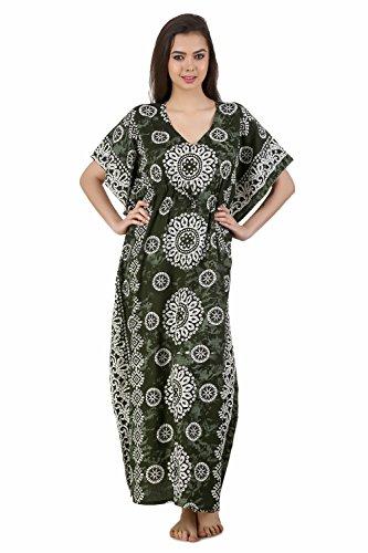 Masha Women's Cotton Kaftan NT-A68-619