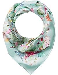CODELLO Damen Seidentuch mit floralem Print