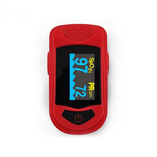 Finger-Clip Pulsoximeter Home Pulsmesser Pulsmesser Blutsättigungs-Detektor