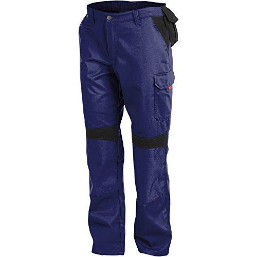 Kübler Inno Plus Pantalon Couleur : Blanc/Gris anthracite Bleu Marin/Noir