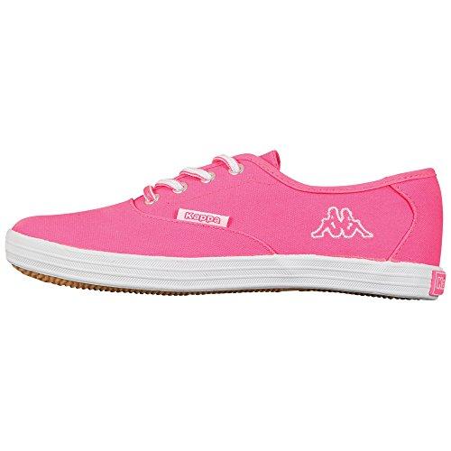 Kappa Holy Unisex-Erwachsene Sneakers Pink (2810 Fr.Pink / White)
