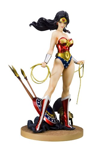 DC Comics Bishoujo - Wonder Woman 1/7 PVC Statue (japan...