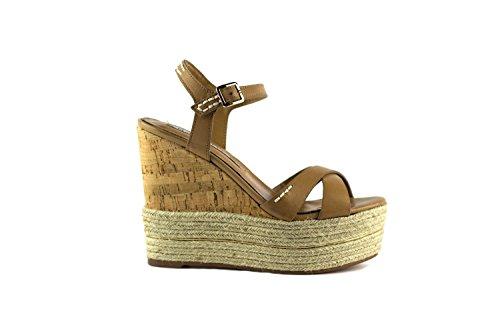 EMANUELLE VEE Sandales Pour Femme cuir