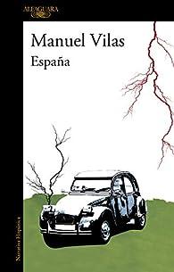 España par Manuel Vilas