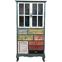 Credenze Vintage Colorate.Credenza Vintage Ultimi 90 Giorni Casa E Cucina Amazon It