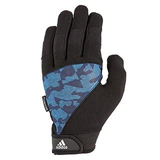 adidas Full Finger Performance Gloves - Camo, M