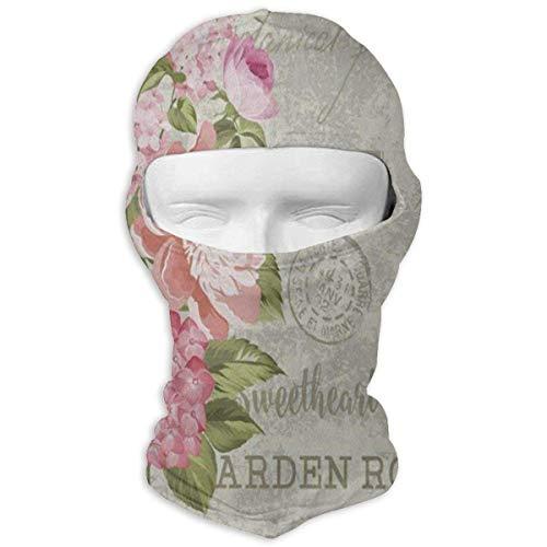 ark Attacks Full Face Masks Ski Sports Cap Motorcycle Neck Hood ()
