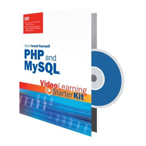 Sams Teach Yourself PHP and MySQL: Video Learning Starter Kit by Sams Publishing (2009-03-06)