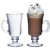 Genware nev-cg-08Irish Coffee Glas, 23cl/8Oz (Pack von 6)