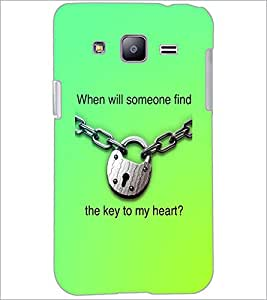 PrintDhaba Quote D-3917 Back Case Cover for SAMSUNG GALAXY J2 (Multi-Coloured)