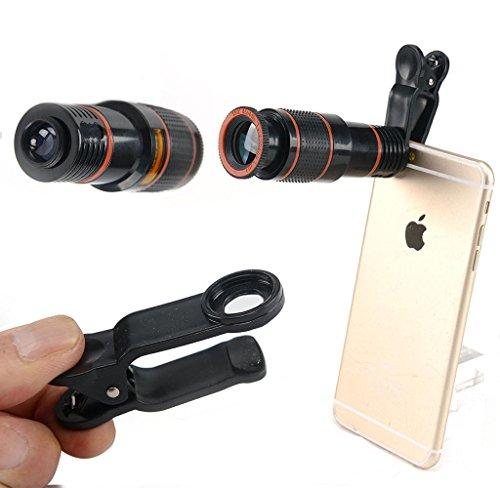 DouTree 12x optische Telefoto HD Zoom-Kamera für Telefon