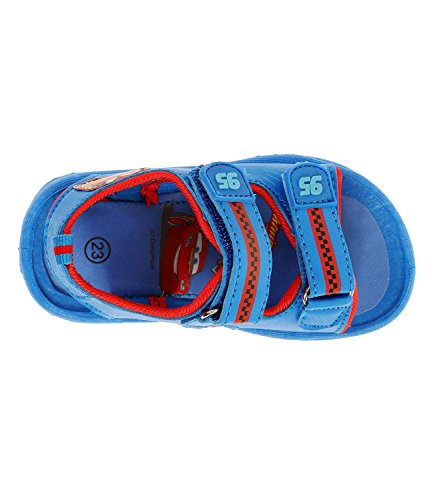 Disney Cars Garçon Sandales 2016 Collection - bleu Bleu