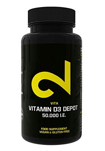 DUAL Vitamin D3 con Depósito 50.000 I.E.  ...