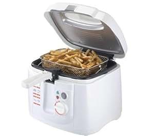 orva 13565 56 friteuse 1800 w 1 kg de frites 2 5 l d 39 huile cuisine maison. Black Bedroom Furniture Sets. Home Design Ideas
