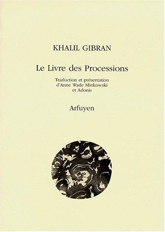 Le Livre des Processions