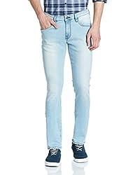 Arrow Mens Relaxed Fit Jeans (8907538544803_AJUJN2818_34W x 34L_Lt. Blue)