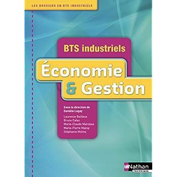 Economie et Gestion - BTS Indutriels