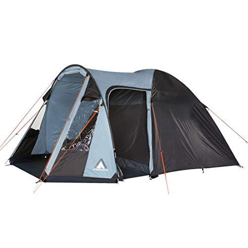 10T Zelt Corowa Arona 5 Mann Kuppelzelt wasserdichtes Familienzelt 5000mm Campingzelt + Stehhöhe