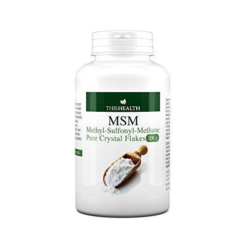 Méthylsulfonylméthane (Msm) Capsules 1000Mg X180