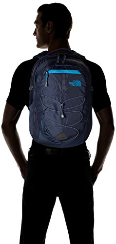 The North Face Mens' Borealis Backpack – Blue (Urban Navy), One Size