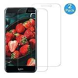 Sunoule [Lot de 2] Verre Trempé Compatible avec Huawei p8 Lite 2017, Huawei p8 Lite...