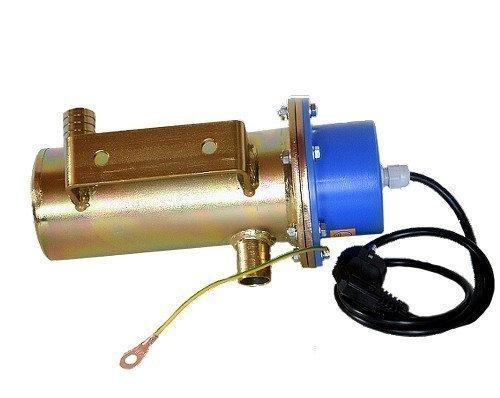 Preisvergleich Produktbild Elektrische Motorvorwärmung Kühlwasserheizung Kühlwasser Heizung Motorvorwärmer Motorheizung Motor Vorwärmer standheizung 230V/800 Watt mit ø 16 mm Anschluss