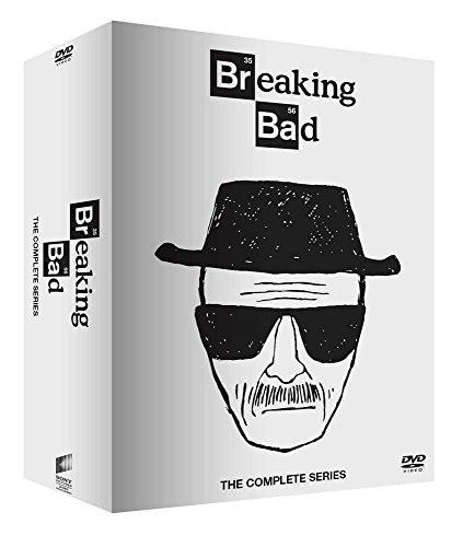 Breaking Bad Collection  (White Edition) (21 DVD)