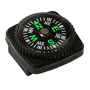 kompass mit holster uhrenarmband paracord armband kompass. Black Bedroom Furniture Sets. Home Design Ideas