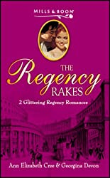 Lord Rotham's Wager: AND Untamed Heart by Georgina Devon (Regency Rakes)