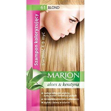 Marion. Champú color cabello bolsita, duración 4a